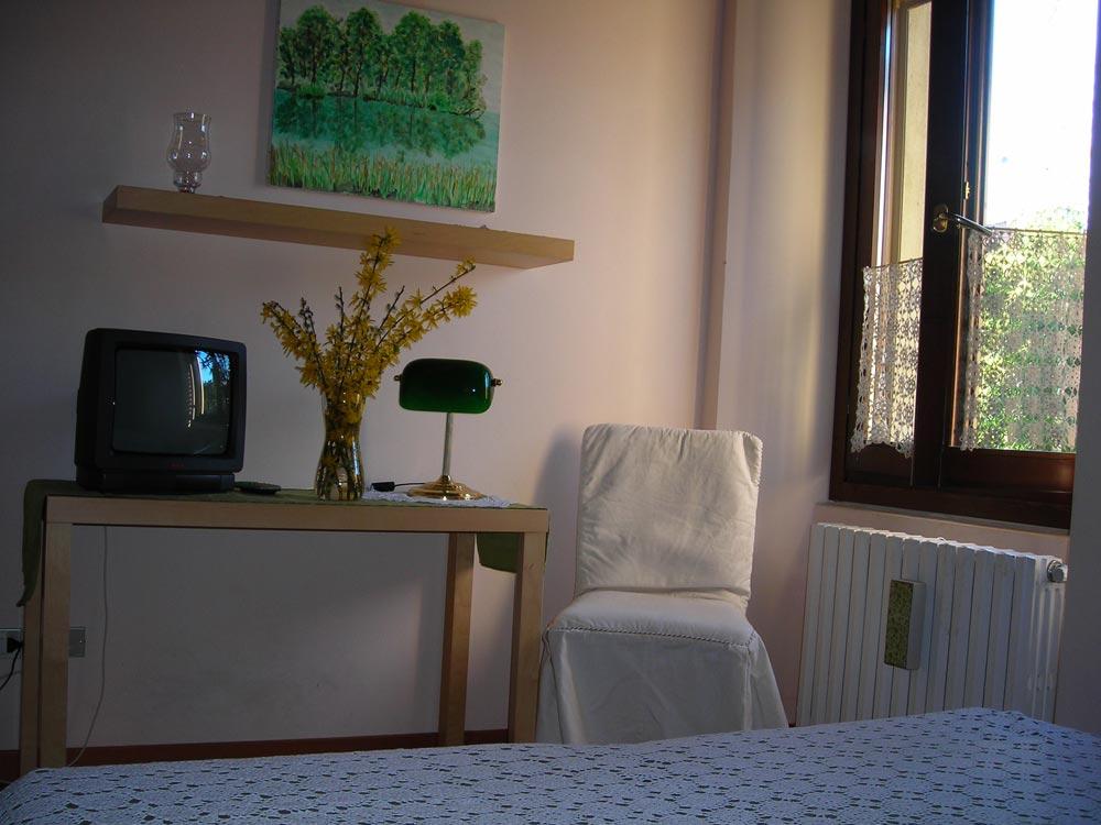 """stanza delle """"rondini"""""""