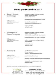 menu dicembre 1
